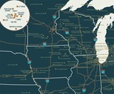 Breweries of the United States - Midwest