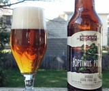 Ruckus Hoptimus Prime Beer