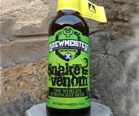 Snake Venom - World's (New) Strongest Beer