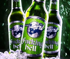 F**king Hell Beer
