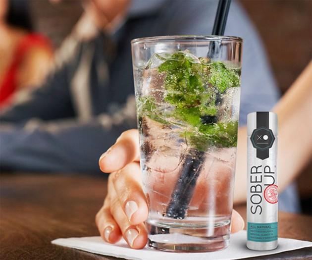Sober Up Detoxification Enhancer