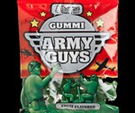 Army Guy Gummi Worms