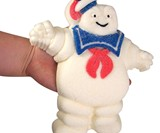 Edible Ghostbusters Stay Puft Marshmallow Man