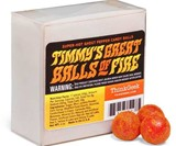 Ghost Pepper Super Hot Candy Balls