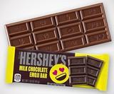 Hershey's Milk Chocolate Emoji Bars