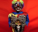 Insane Clown Gumball Machine