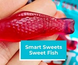 Keto-Friendly Gummy Fish