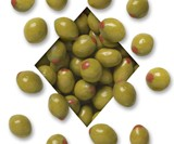 Koppers Martini Olive Chocolate Almonds