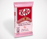 Ruby Chocolate Kit Kat Bar