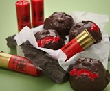 Zombie Head Chocolates