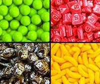 Bulk Single Flavor Candy
