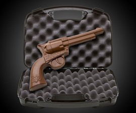 Solid Chocolate Revolver