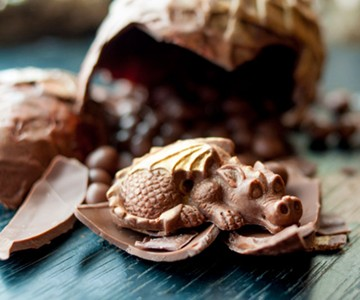 Game Of Thrones Chocolate Dragon Egg Dudeiwantthat Com