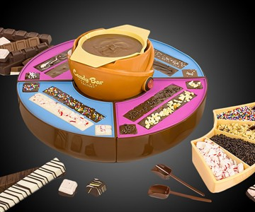 Chocolate Candy Bar Maker