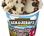 Schweddy Balls Ice Cream