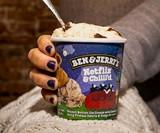 Ben & Jerry's Netflix & Chilll'd Ice Cream