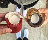 Milk & Cookies Shots