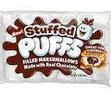 Stuffed Puffs Chocolate Filled Marshmallows