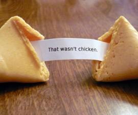 Unfortunate Cookies