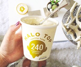 Halo Top Eat-the-Whole-Pint Healthy Ice Cream