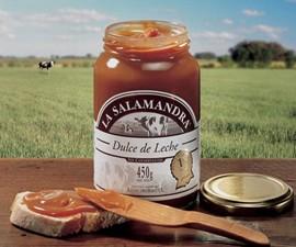 La Salamandra Argentinian Dulce de Leche