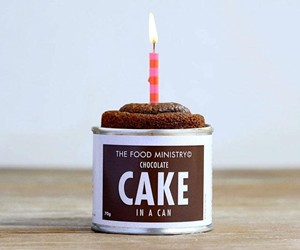 Cake in a Can