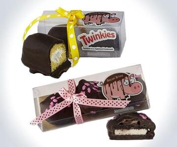 Bacon Chocolate Covered Oreos & Twinkies