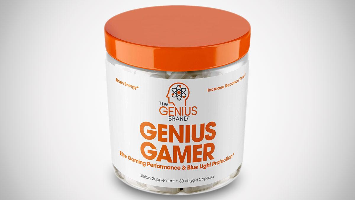 Genius Gamer - Elite Gaming Nootropic
