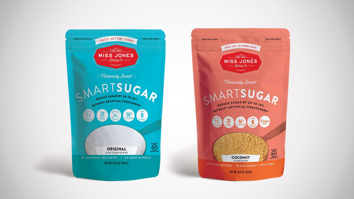 Miss Jones Baking Co. SmartSugar