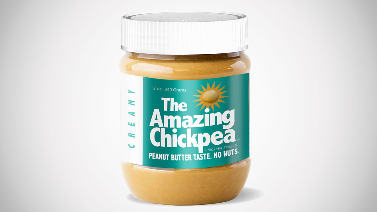 Chickpea Butter Spread