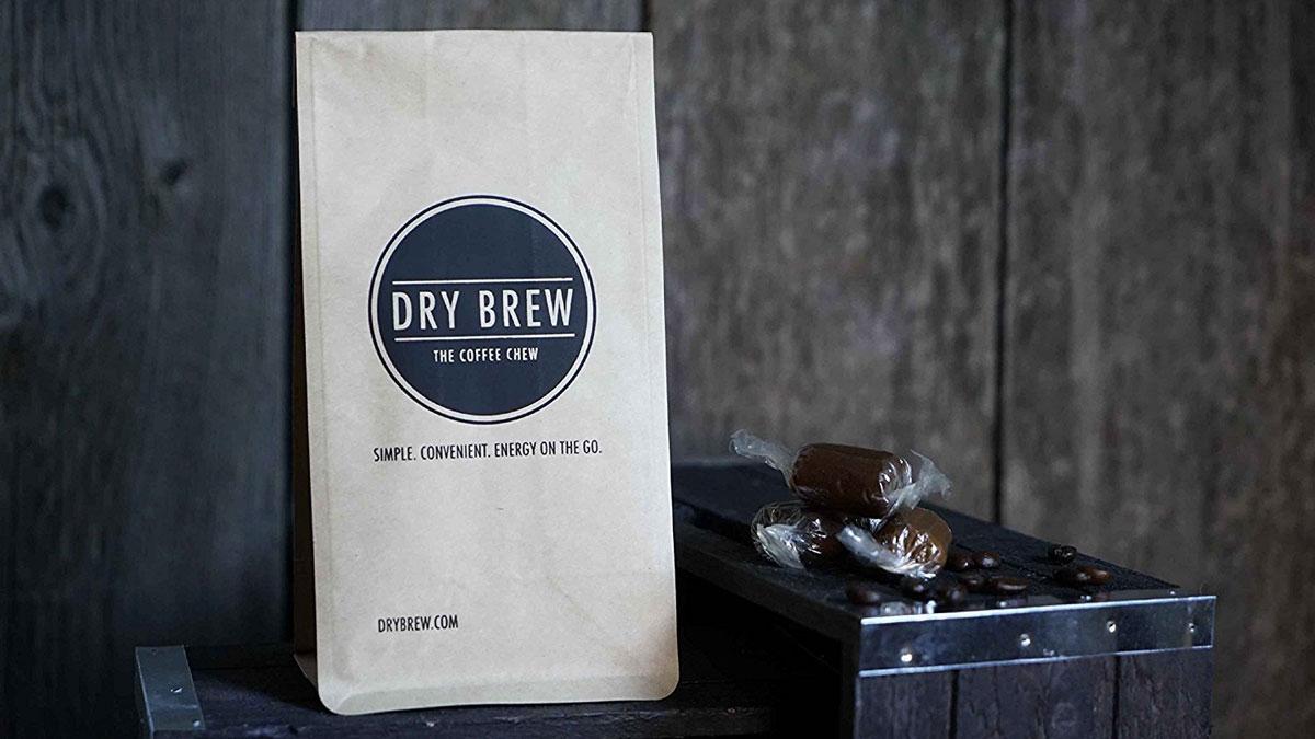 Dry Brew Coffee Chews