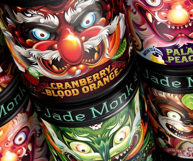Jade Monk Turbo Green Tea Dudeiwantthat Com