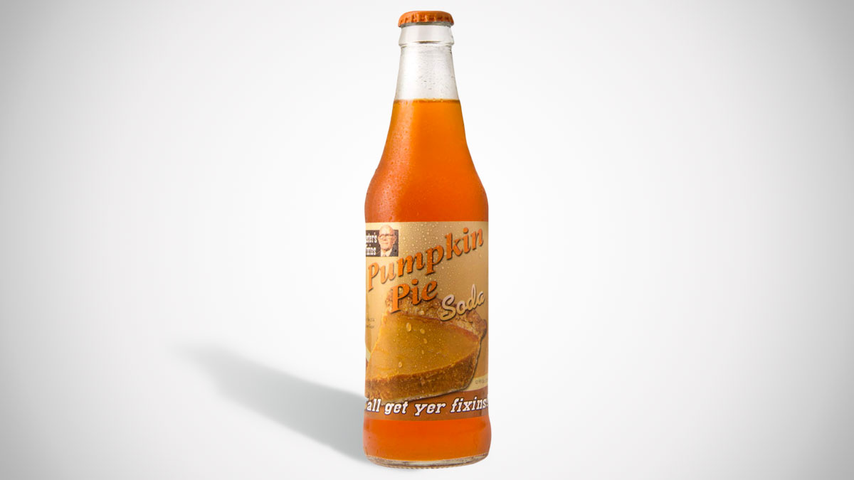 Pumpkin Pie Soda