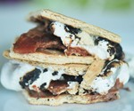 Fifty Shades of Bacon - Bacon S'Mores