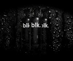 blk. - Black Bottled Water