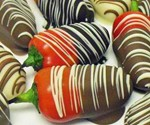 Chocolate Covered Jalapenos Closeup