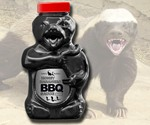 Habanero Honey Badger BBQ Sauce