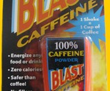 Blast Caffeine Powder