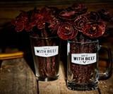 Beef Jerky Flowers