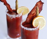 Fifty Shades of Bacon - Bacon Bloody Mary