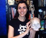 Human Skull Chocolates Creator Marina Malvada