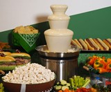 Ranch Dressing Fountain