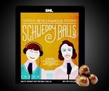 Schweddy Balls Peanut Butter Malt Balls