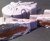 Star Wars Chocolates - Millennium Falcon Truffle