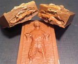 Star Wars Chocolates - Han Solo in Carbonite Truffle Bar