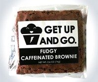 Get Up and Go Caffeinated Baked Goods