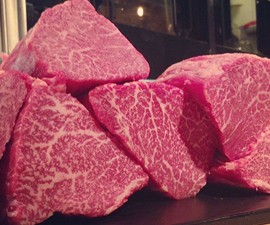 20 Pounds of Japanese Wagyu Beef Filet Mignons