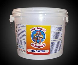 Breaking Bad Los Pollos Hermanos Fry Batter
