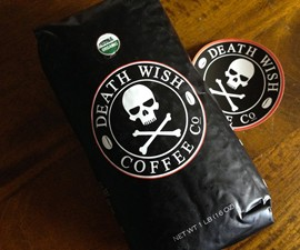 Death Wish Coffee - The World's Strongest Coffee