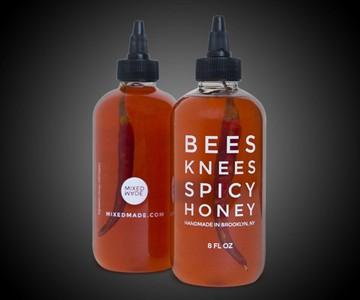 Bees Knees Spicy Honey